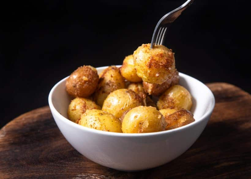 Instant Pot Roasted Potatoes | Pressure Cooker Roasted Potatoes | Instant Pot Baby Potatoes | Pressure Cooker Baby Potatoes | Instapot Roasted Potatoes | Instapot Baby Potatoes | Instant Pot Potatoes | Pressure Cooker Potatoes