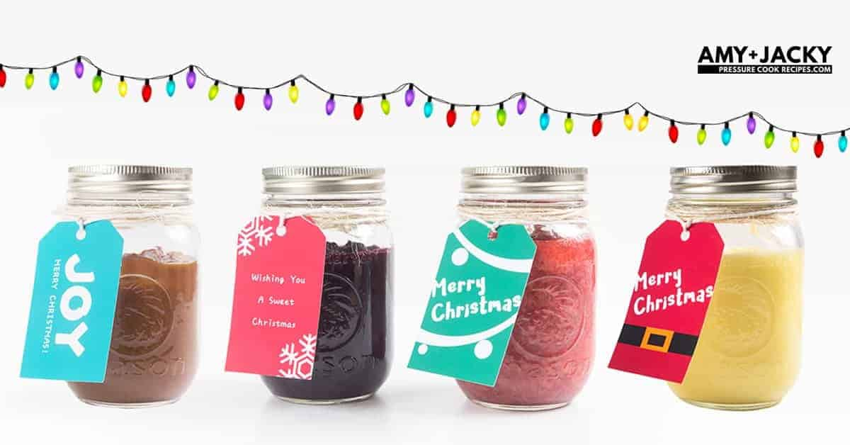 Christmas Gifts For Teachers Diy.21 Impressive Instant Pot Food Gifts You Can Make Amy Jacky