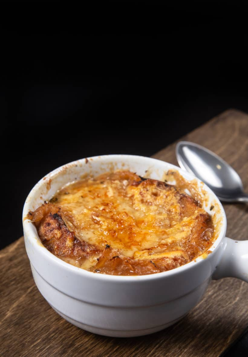Instant Pot French Onion Soup | Pressure Cooker French Onion Soup | Instapot French Onion Soup | Instant Pot Soup | Pressure Cooker Soup