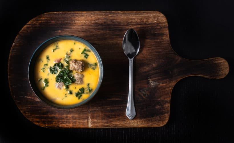 Instant Pot Zuppa Toscana Recipe | Pressure Cooker Zuppa Toscana Soup | Instant Pot Sausage Kale Potato Soup | Instapot Zuppa Toscana | Instant Pot Kale | Instant Pot Soup | Pressure Cooker Soup | Instant Pot Recipes
