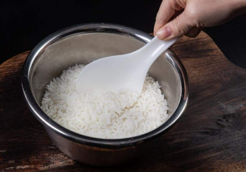Instant Pot Pot in Pot Rice | Instant Pot Rice | Pressure Cooker Rice | Instant Pot Jasmine Rice | Instant Pot White Rice | Instant Pot Recipes | Instant Pot Side Dish | Pressure Cooker Jasmine Rice | How to cook rice
