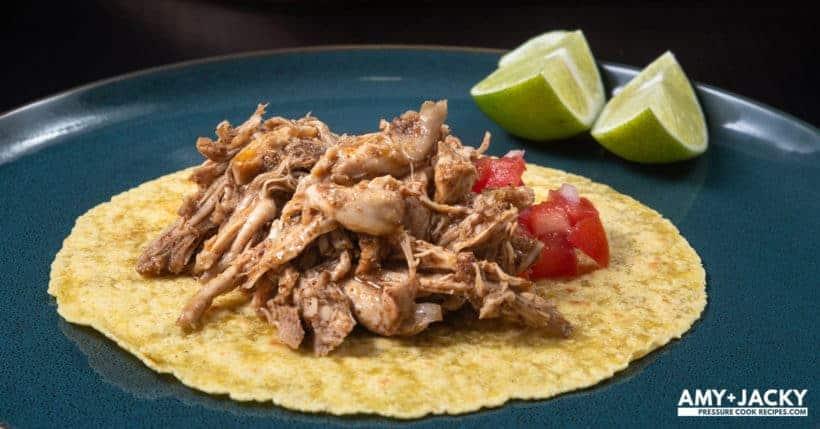 Instant Pot Chicken Tacos | Pressure Cooker Chicken Tacos | Easy Chicken Tacos Recipe | Instant Pot Chicken | Pressure Cooker Chicken | Instant Pot Tacos | Pressure Cooker Tacos | Instant Pot Mexican