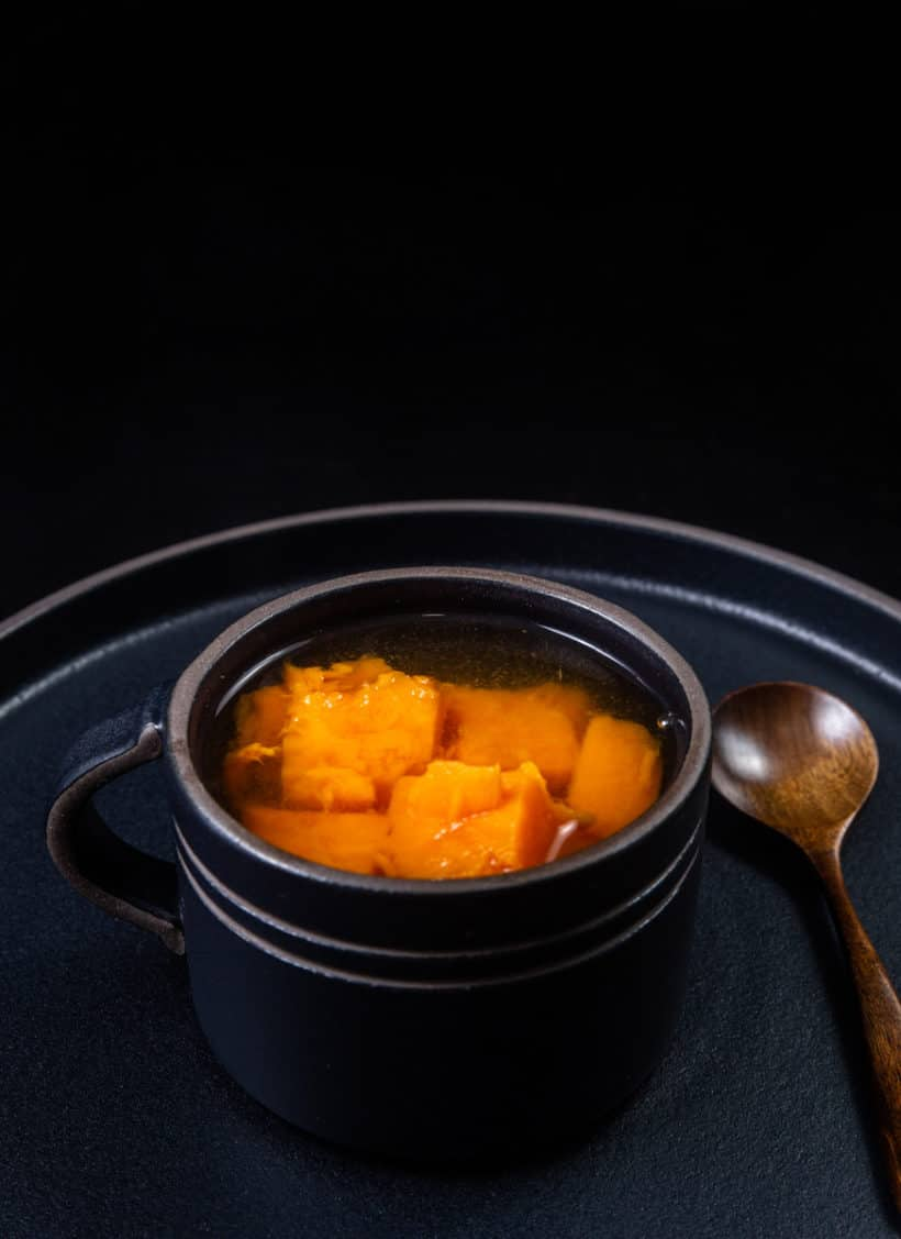 Instant Pot Chinese Sweet Potato Soup   壓力鍋番薯糖水   Pressure Cooker Chinese Sweet Potato Soup   番薯姜糖水   Sweet Potato Soup   Instant Pot Chinese Recipes   Instant Pot Dessert   Instant Pot Recipes