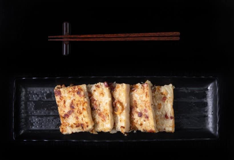 Instant Pot Turnip Cake   蘿蔔糕   Pressure Cooker Turnip Cake   Lo Bak Go   Luo Buo Gao   Chinese Radish Cake   菜頭粿   Chinese Recipes   Chinese New Year   Dim Sum