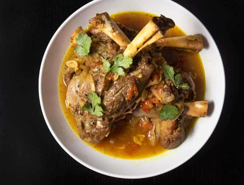 Instant Pot Lamb Shank | Pressure Cooker Lamb Shanks | How to cook lamb shanks | Lamb Shank Recipe | Instant Pot Lamb Recipes | Instant Pot Mediterranean Recipes | Healthy Instant Pot Recipes