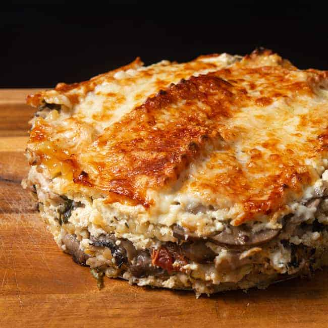 Instant Pot Mother's Day Recipes: Instant Pot Tuscan Chicken Lasagna Recipe
